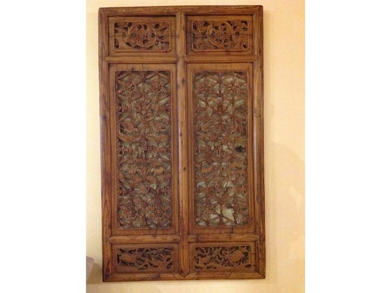 Complemento in legno invecchiato con uno sconto del 26 for 2c arredamenti