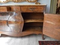 La Credenza Di Fiorenza : Credenza in stile francese legno massello