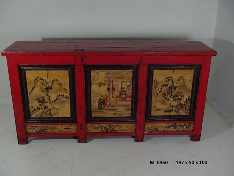 Credenza Arte Povera Fine 800 : Credenza mongolia