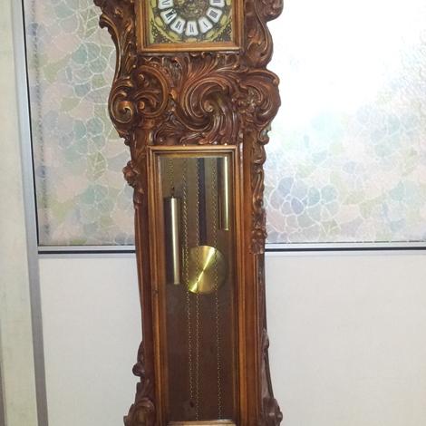 orologio a pendolo a colonna - Antiquariato a prezzi scontati
