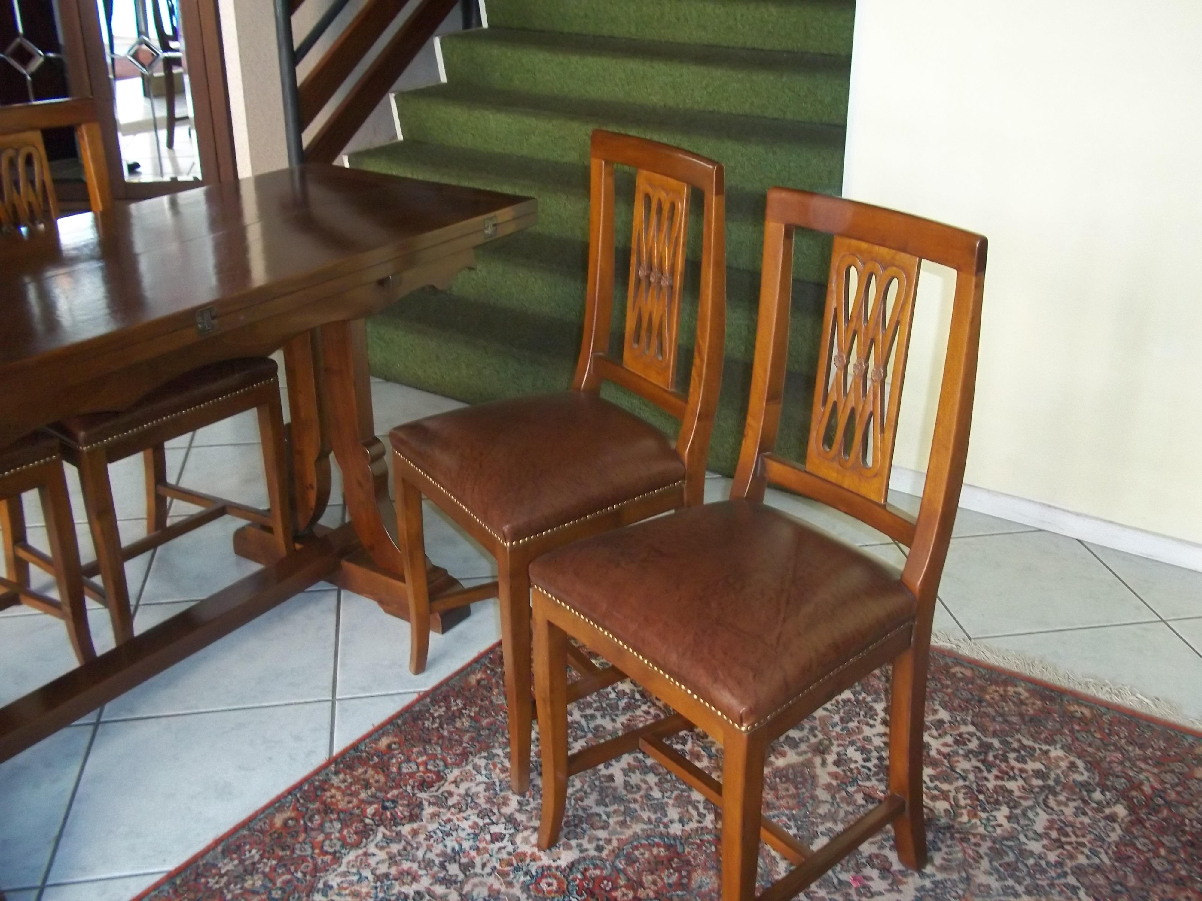 tavolo 4 sedie arte povera antiquariato a prezzi scontati