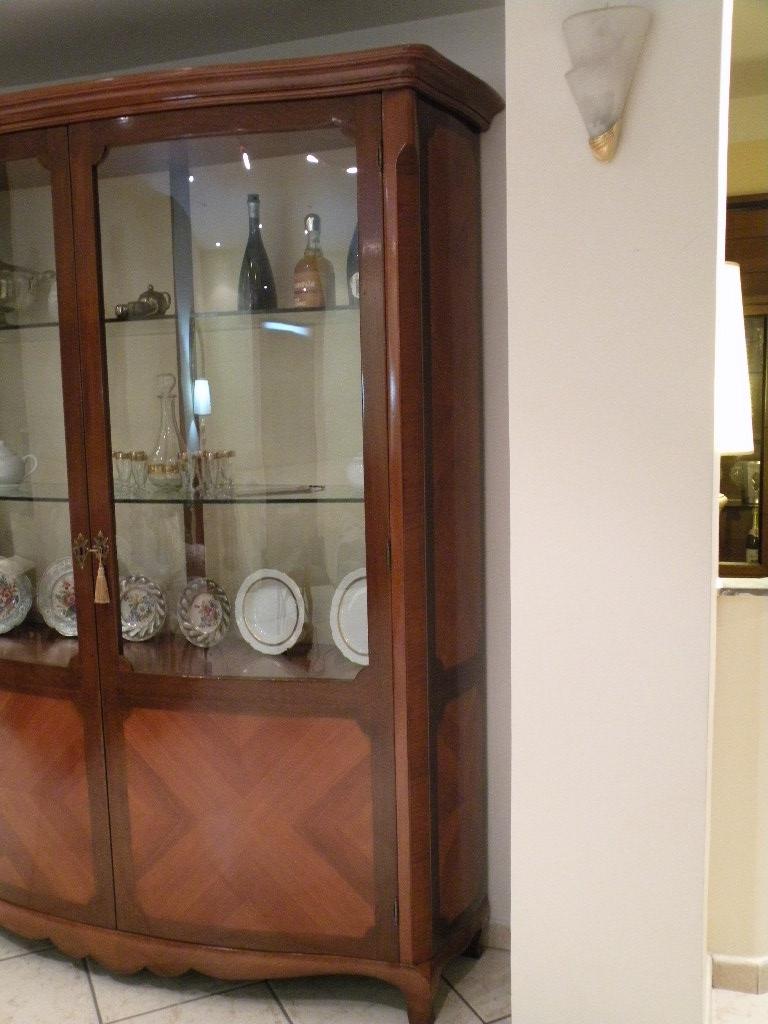 Faber mobili vetrina luigi xv scontato del 66 for Mobili luigi