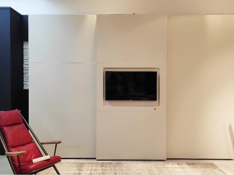 Armadio 16 tris-you-tv Presotto italia a tre ante a prezzo ...