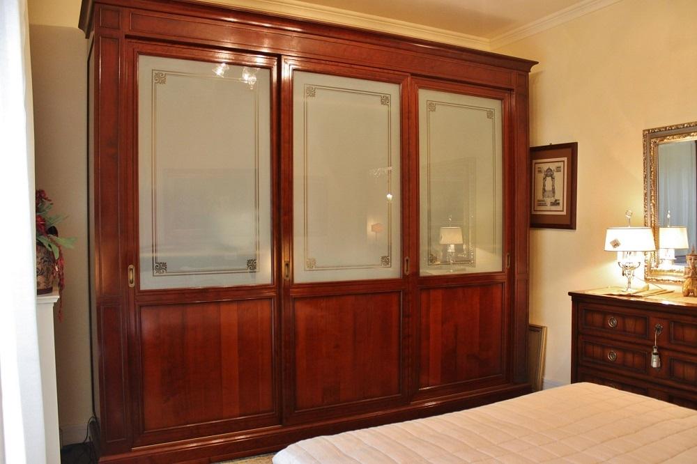 La griffe armadio 3 ante scorrevoli e vetro bifacciale - Armadi decorati ...
