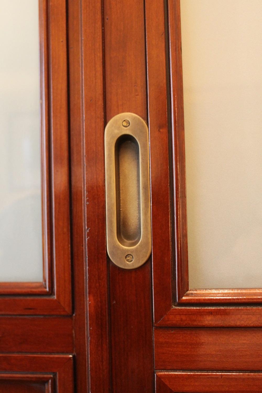 La griffe armadio 3 ante scorrevoli e vetro bifacciale decorato in ...