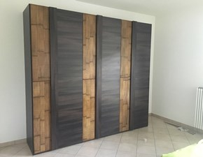 armadio offerta in legno e crash bambu