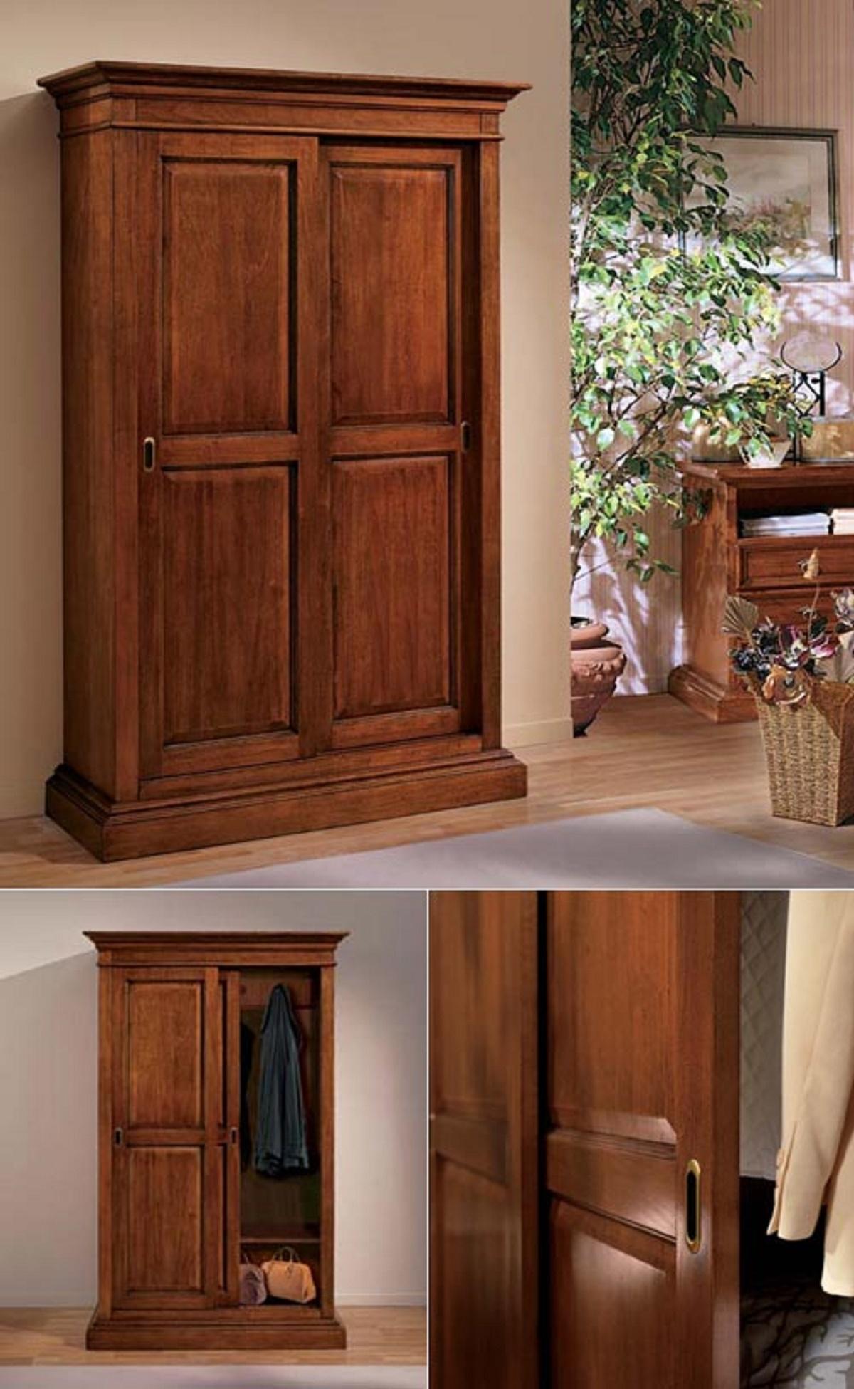Dimensioni armadio ante scorrevoli armadio bombato ante su misura with dimensioni armadio ante - Cucine con ante scorrevoli ...