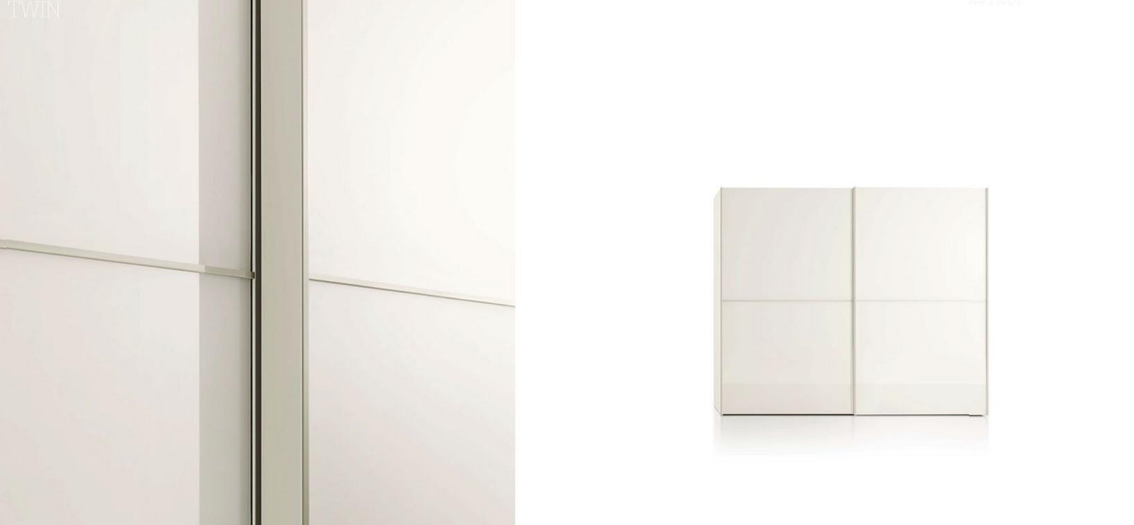 Armadio in vetro o specchio ante scorrevoli san giacomo - Specchio adesivo per anta armadio ...