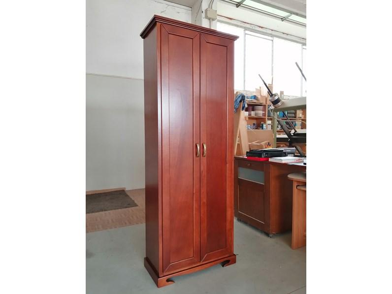 Armadio ante battenti in legno Art. 7 design Mirandola ...