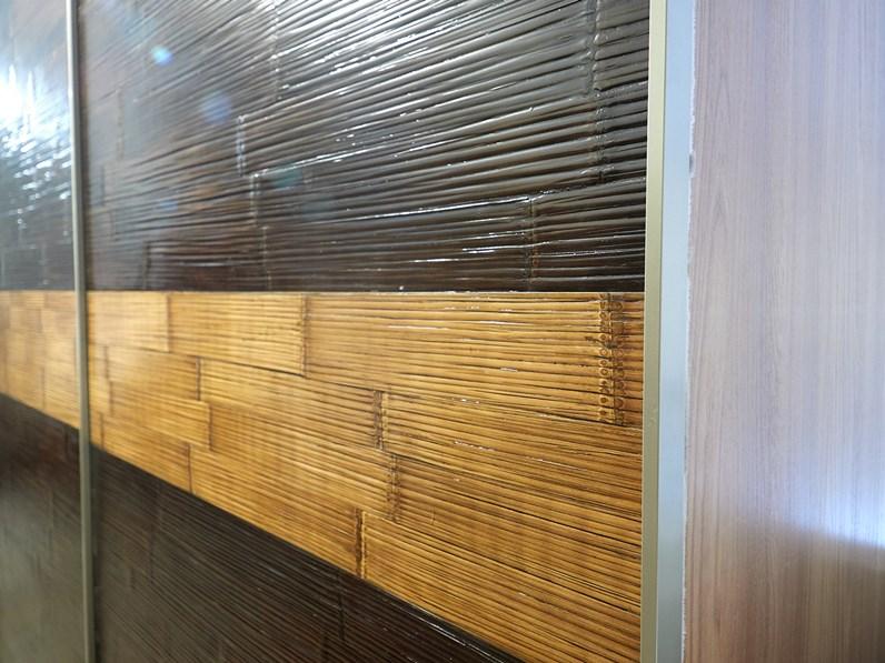 Armadio ante scorrevoli in legno Armadio etnico scorrevole ...