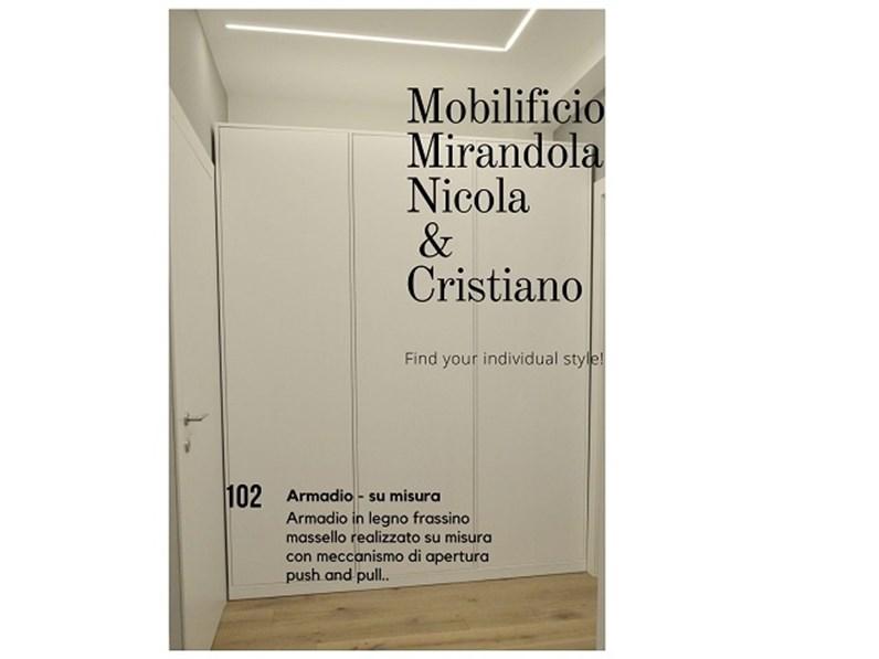 Armadio Art.406:armadio contemporaneo Mirandola con ante ...