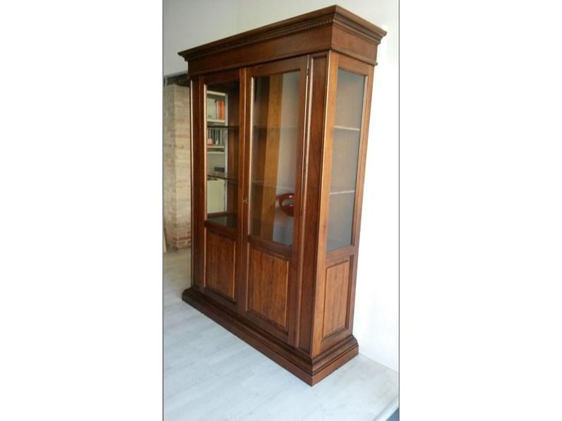 Armadio classico in legno di esposizione scontato del 61 for Zanotto arredamenti
