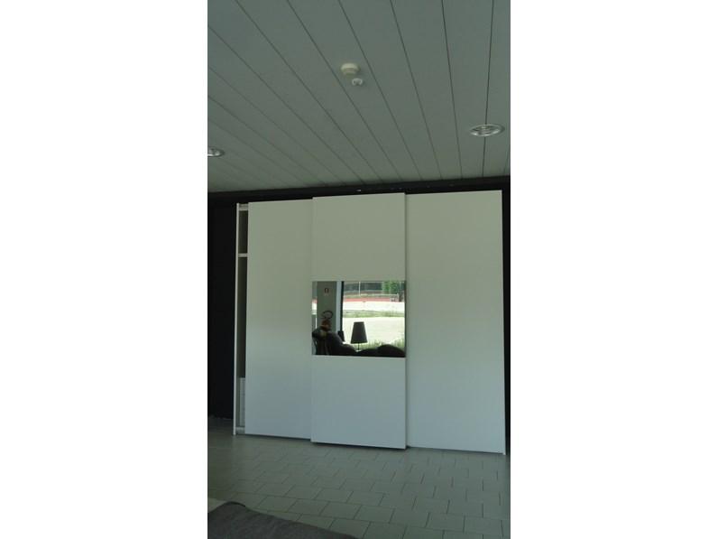 Armadio con ante scorrevoli moderno Wall tv Maronese a ...