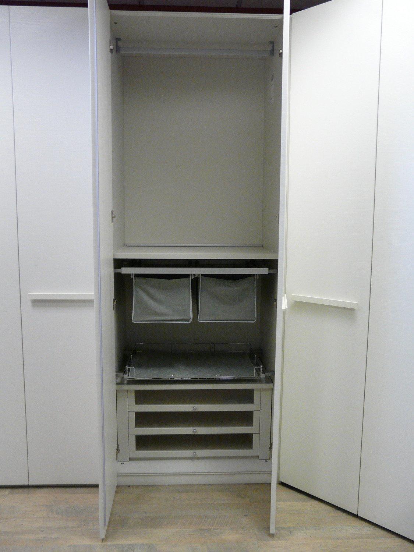 armadio con cabina 11306 - Armadi a prezzi scontati
