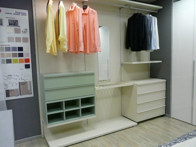 Armadio con cabina armadio moderno Cabina armadio giessegi di ...