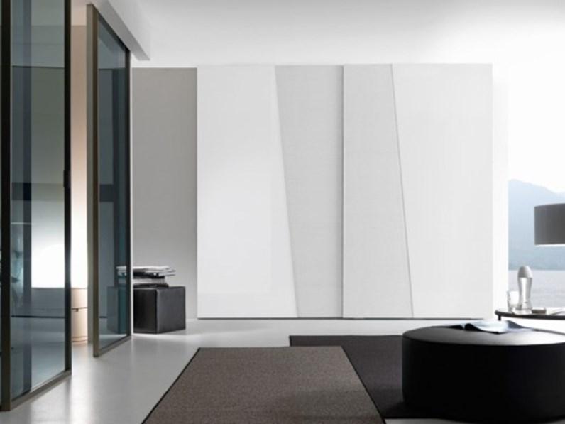 Armadio design diagonal di presotto italia prezzi outlet for Armadi design outlet