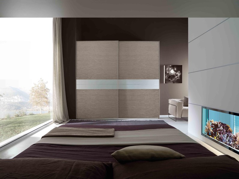 Armadio design mottes mobili armadio maxi atlante rovere for Design outlet mobili