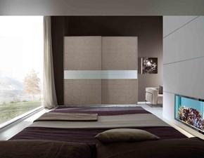 Armadio design Mottes mobili armadio maxi atlante rovere grigio Artigianale PREZZI OUTLET
