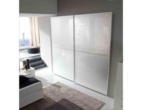 Armadio design Mottes mobili maxi vetro visual iceArtigianalecon uno sconto del 40%