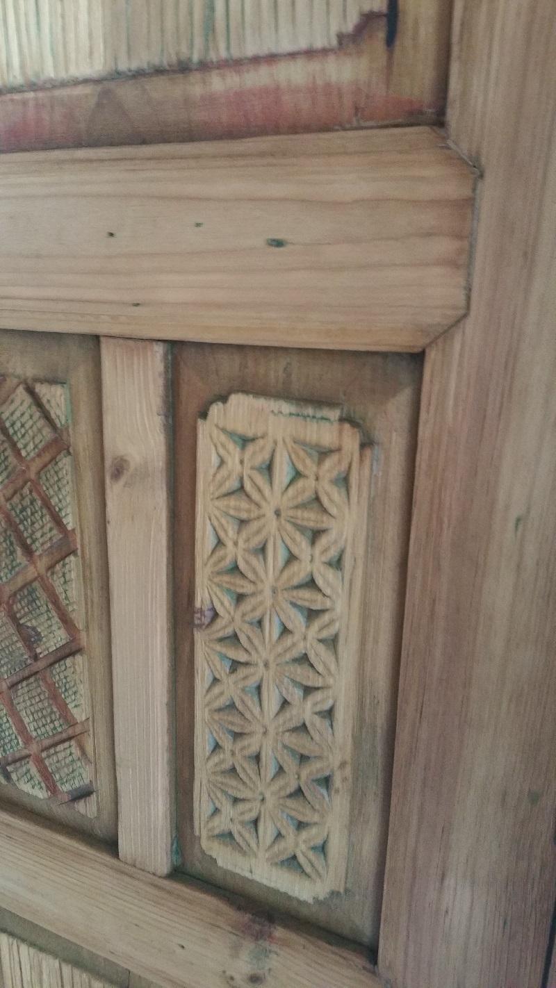Armadio etnico outlet armadio grande etnico swat afganistan pezzo unico in offerta in legno di for Etnico outlet