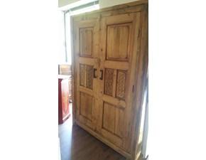 armadio grande etnico swat afganistan pezzo unico in offerta in legno di cedro naturale