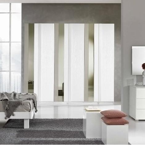 Armadio gierre mobili vertical specchio moderno laminato - Porte a specchio prezzi ...