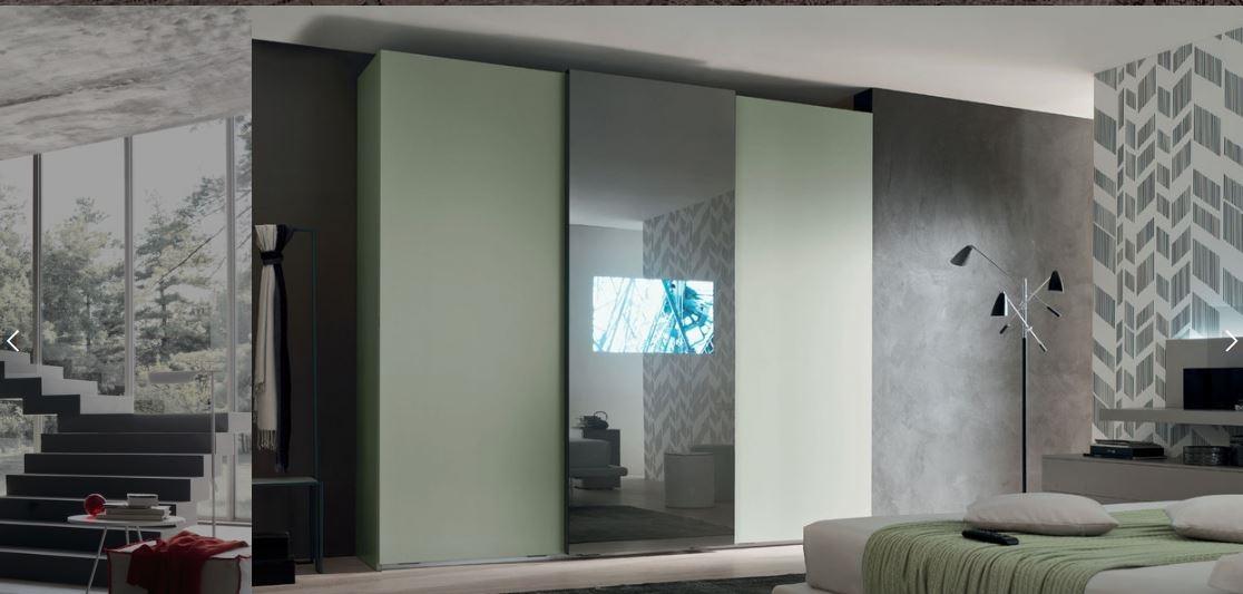 Armadio Con Televisore ~ Idea del Concetto di Interior Design ...