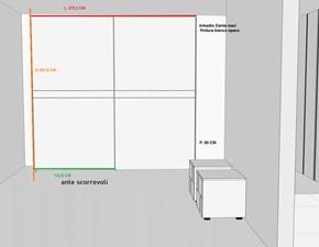 Armadio Md work modello Armadio 2 ante maxi pronta consegna A PREZZO SCONTATO