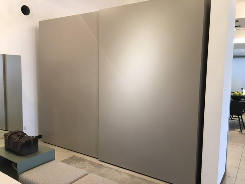armadio moderno flat 35 caccaro prezzi outlet