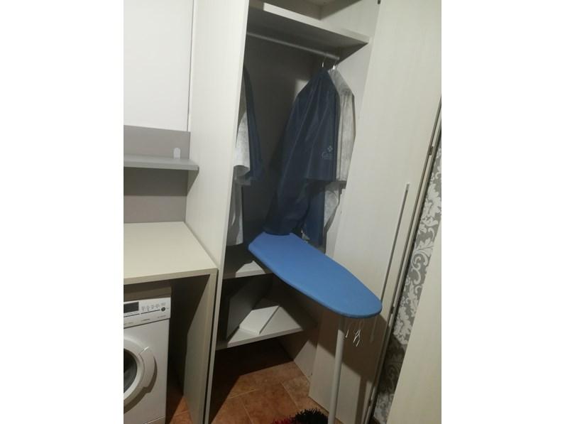 armadio moderno lavanderia battistella con uno sconto del 50