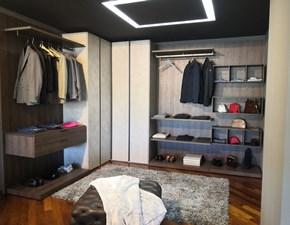 Armadio moderno Walk-in closets/power Novamobili PREZZI OUTLET