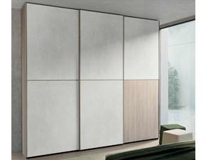Armadio Mondrian Colombini casa a tre ante a prezzo scontato