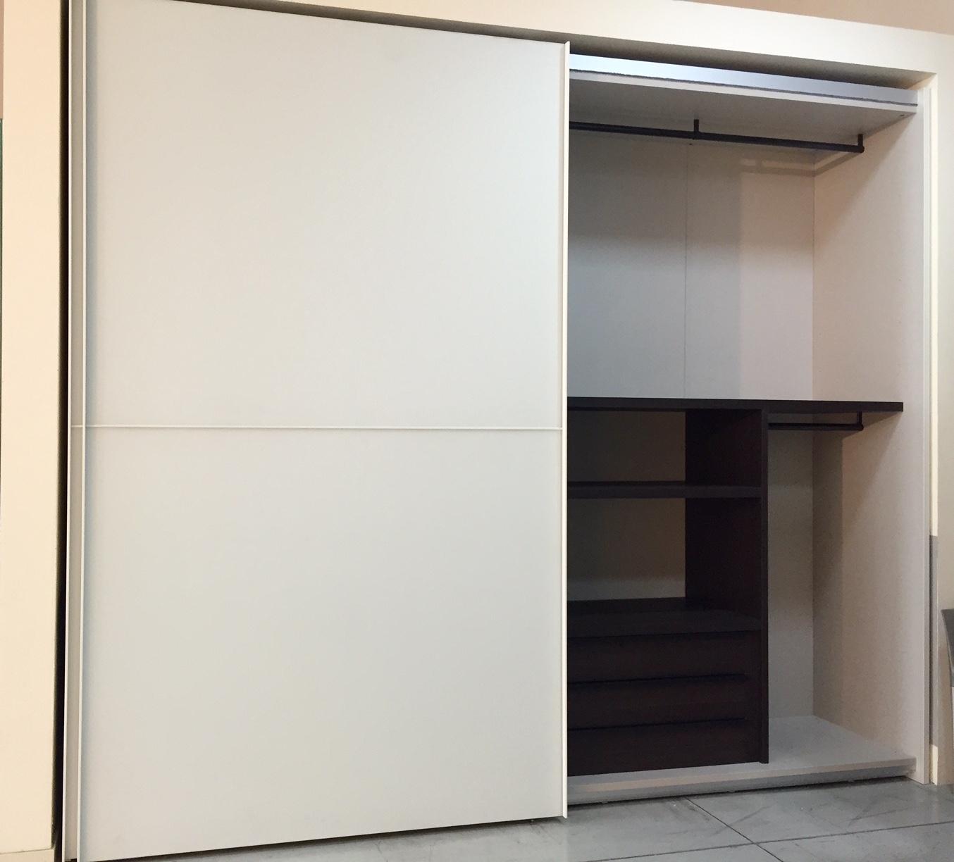 Porta scorrevole bricoman gallery of porte scorrevoli for Bricoman porte a soffietto