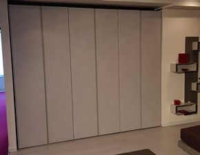 armadio cemento chiaro a como