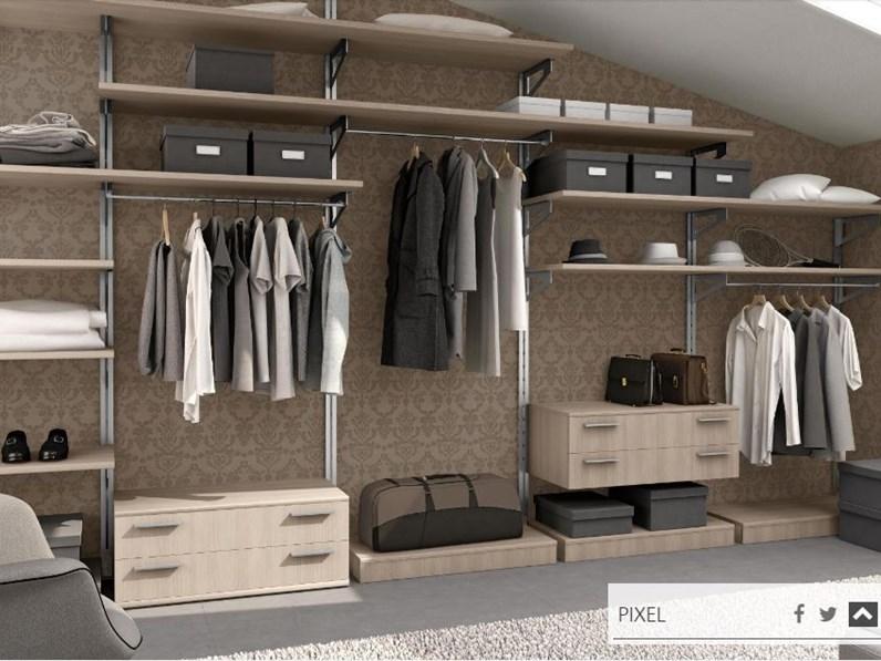 Cabina armadio colombini modello 558 linea golf - Cabina armadio dimensioni ...