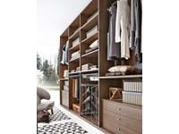 Cabina Armadio Con Servetto : Cabina armadio a spalla moderno in laminato materico della zg mobili