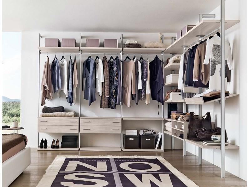 Cabina armadio della zg mobili design moderno in laminato - Armadi design moderno ...