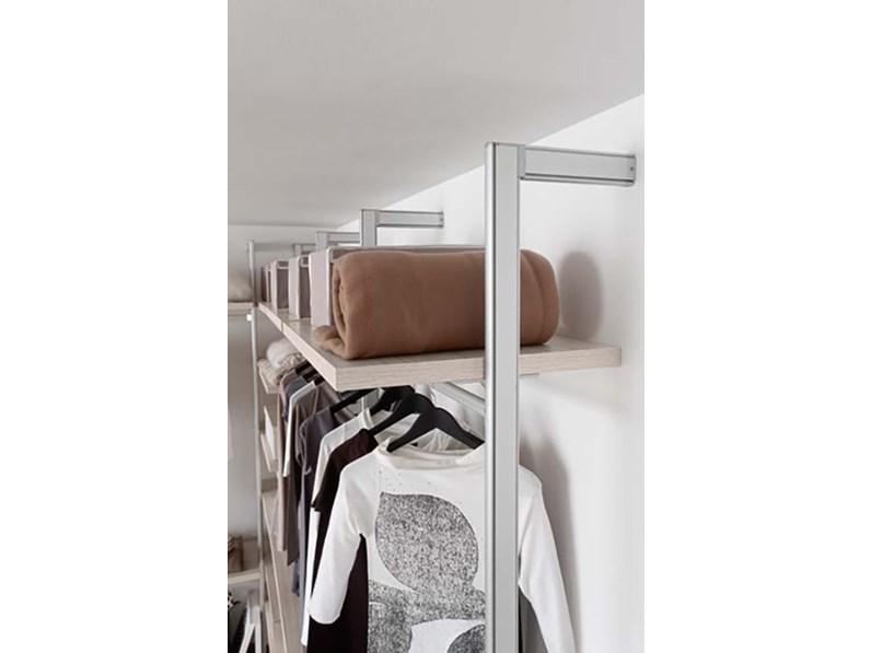 cabina armadio della zg mobili design moderno in laminato