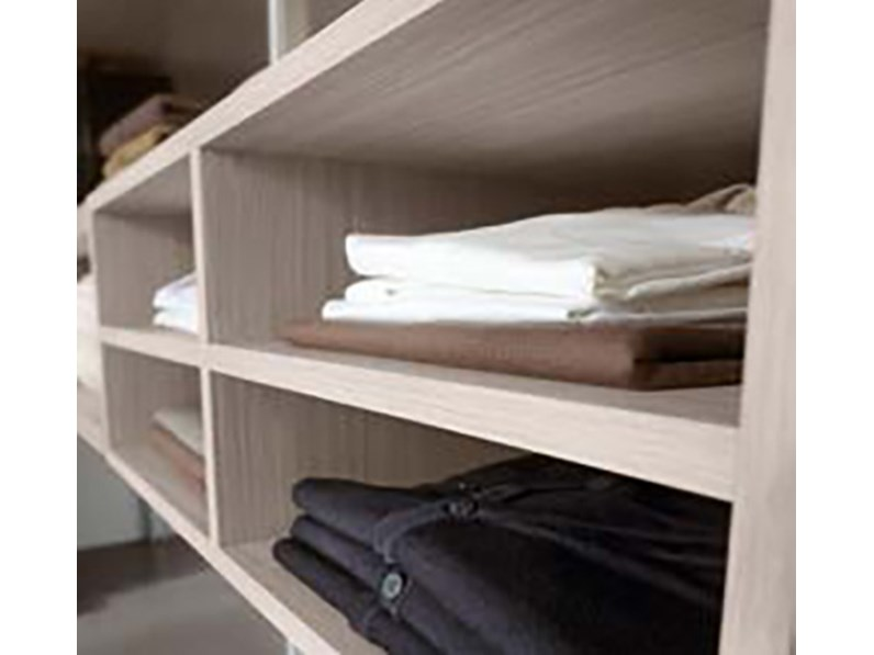 Cabina armadio della zg mobili design moderno in laminato for Rivenditore di mobili di design di sole