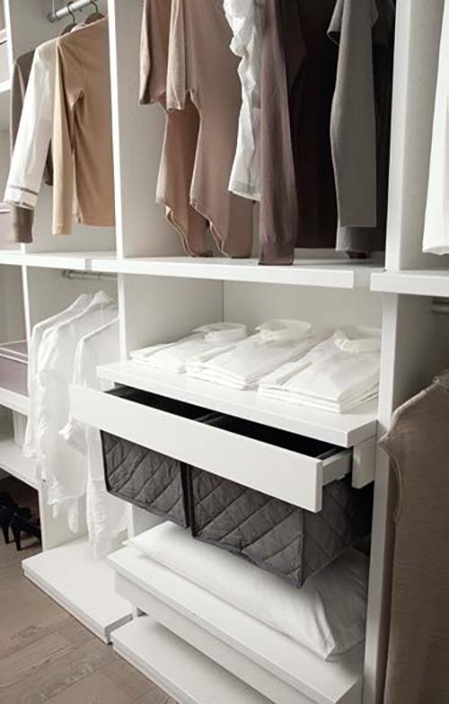 Cabina armadio della zg mobili moderno in laminato for Cabina a 2 piani