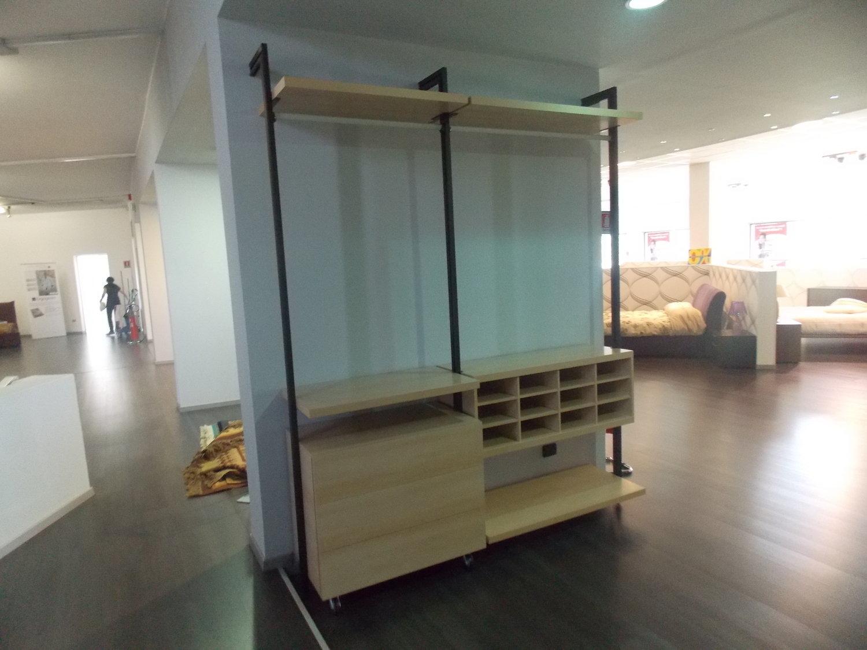 Cabina Armadio Tubolari : Tubi per cabina armadio u2013 casamia idea di immagine