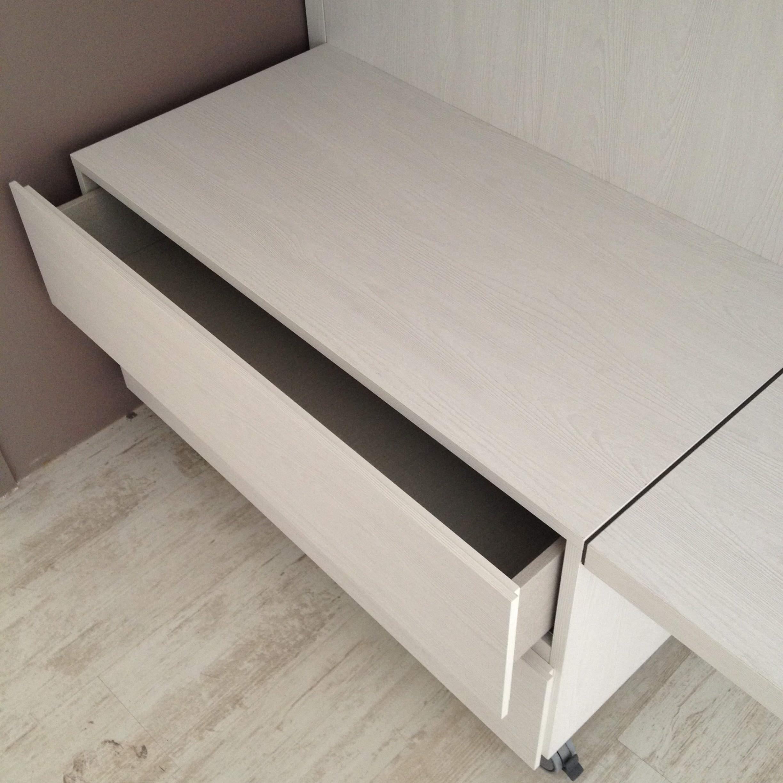 Cabina armadio santa lucia laminato materico 25 armadi for Cassettiera da armadio