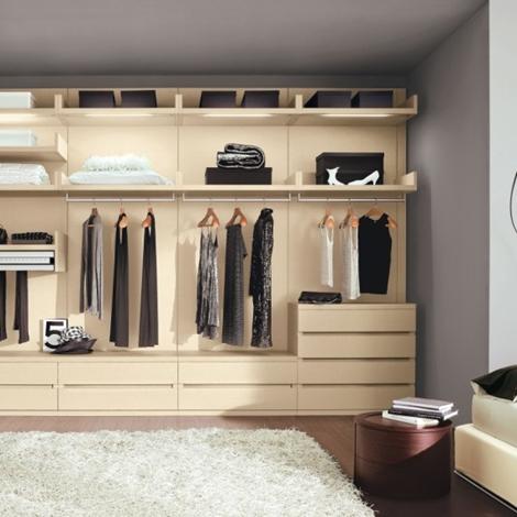 Cabina armadio cremagliera joyce idee per il design - Costo cabina armadio ikea ...