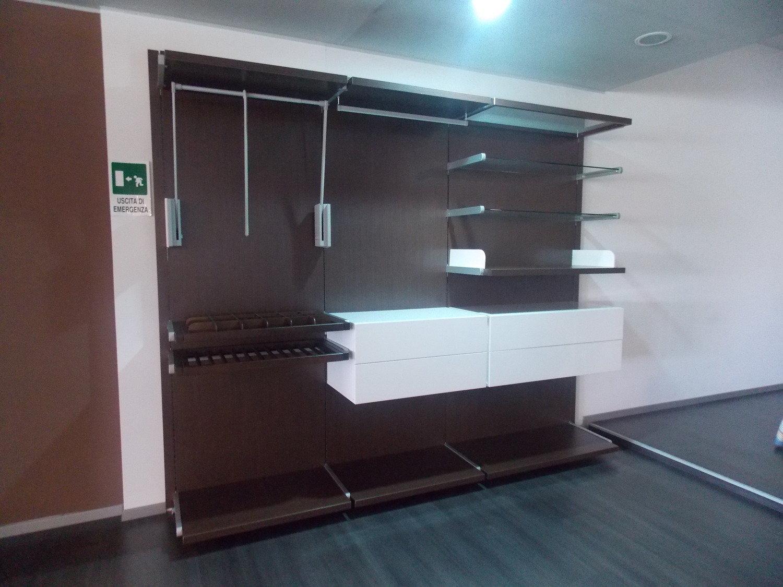 Cabina armadio wenge 39 armadi a prezzi scontati for Cabina armadio outlet