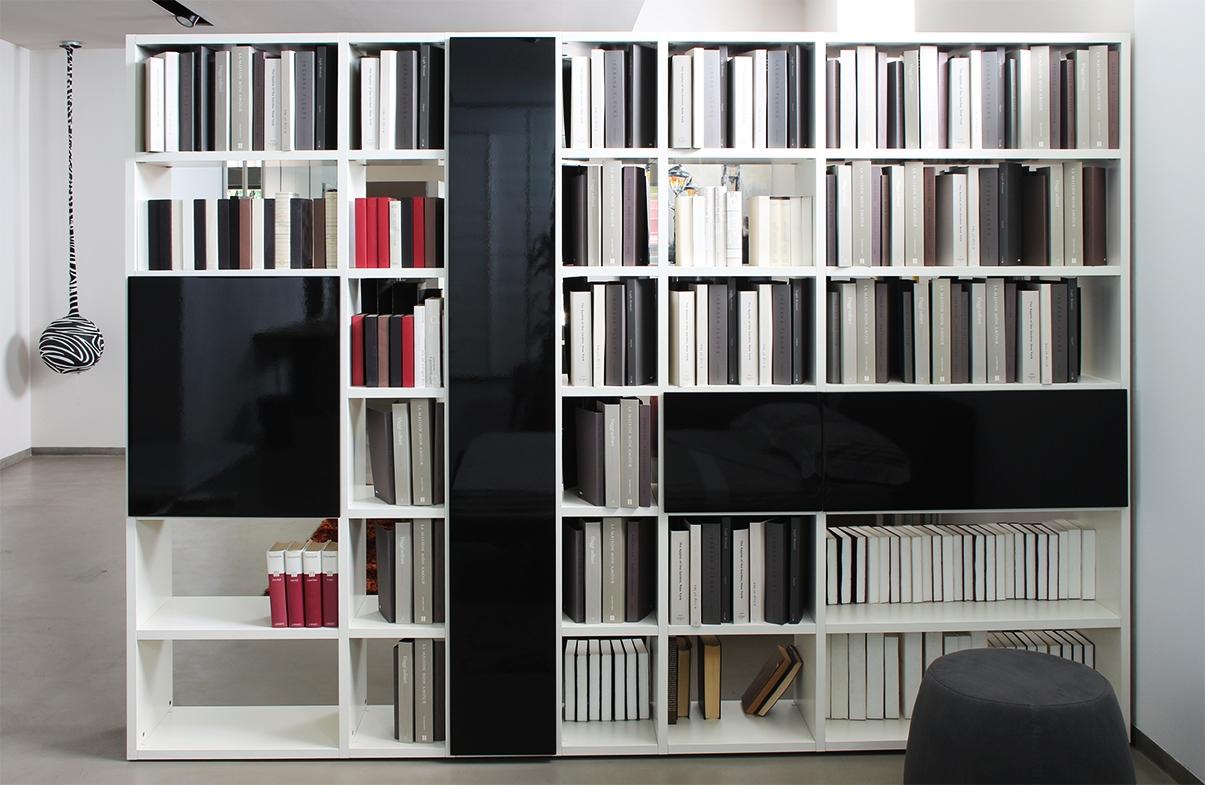 Lema armadio libreria selecta scontato del 50 armadi for Libreria lema