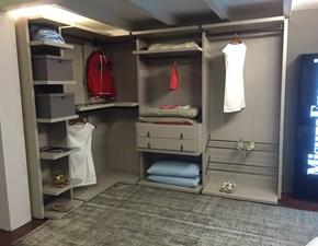 Millimetrica Misuraemme cabina armadio con schienale scontata -38% a Biella vicino a Torino e Milano
