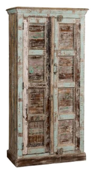 Nuovi mondi cucine armadio stipo armadio bridge in legno noce indiano offerta intarsiato vecchie - Cucine armadio prezzi ...