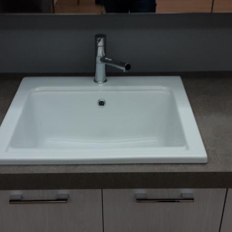 Mobile lavanderia arbi bolle laminato arredo bagno a prezzi scontati - Mobile bagno laminato ...