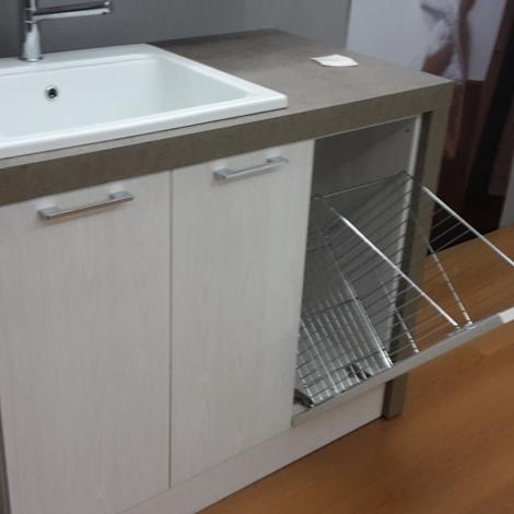 Mobile lavanderia arbi bolle laminato arredo bagno a - Laminato per bagno ...