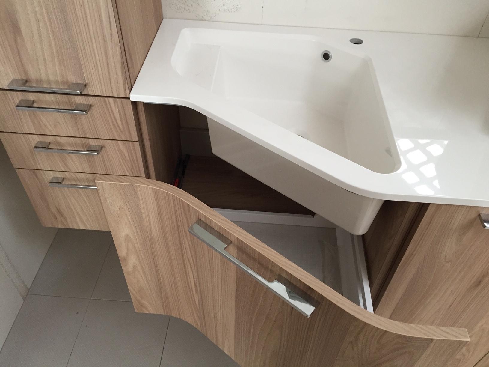 Mobile bagno lavanderia Arbi a prezzi scontati - Arredo bagno a prezzi scontati
